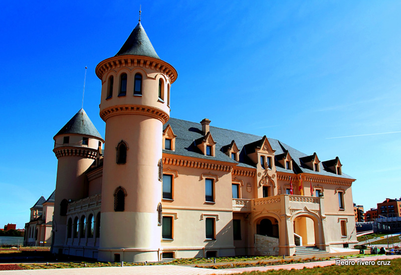castillo valderas