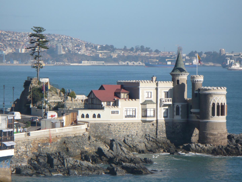Castillo Wolff - Viña del Mar