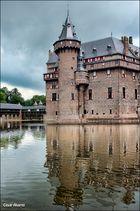 Castillo y agua