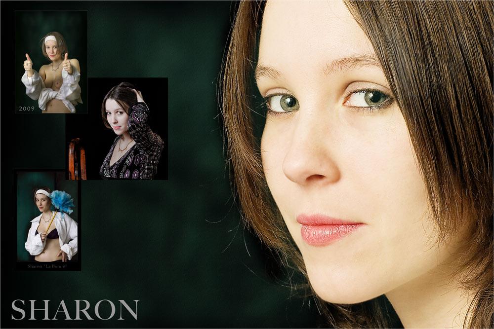 casting Sharon ...