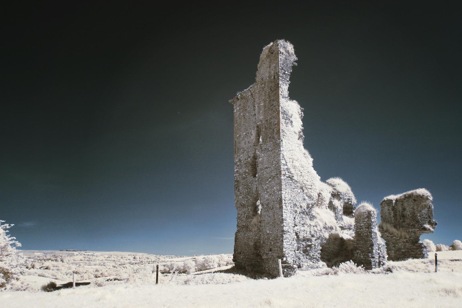 Castle Barrett bei Mourneabbey