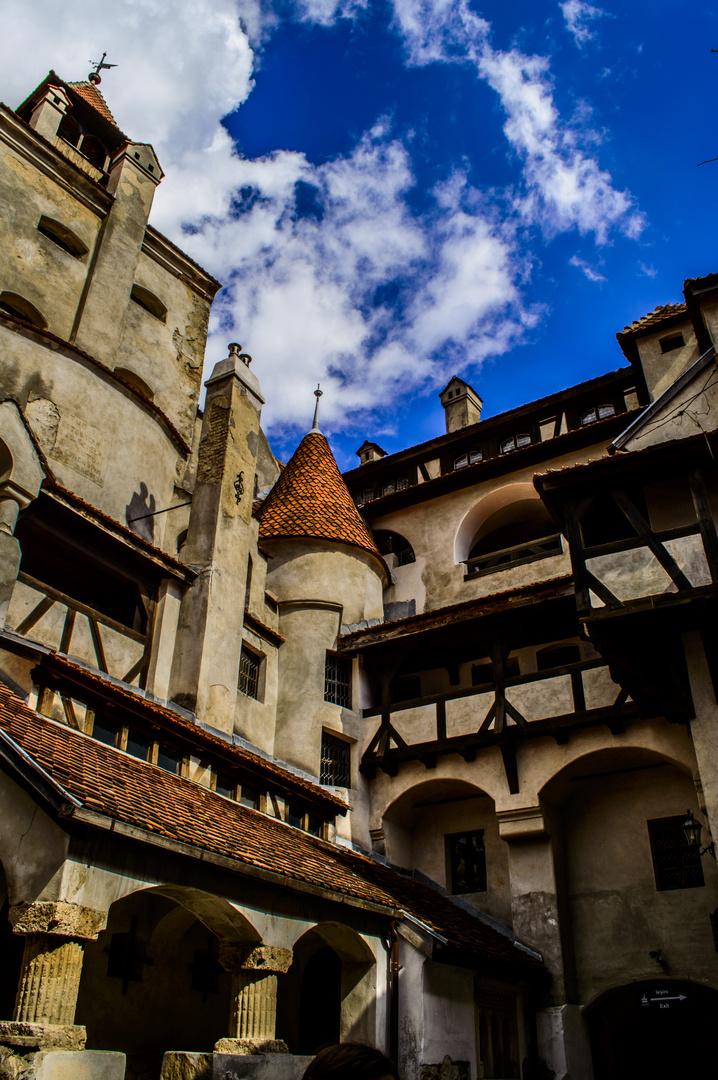 Castle Bran , Romania