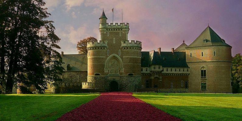 Castle Gaasbeek (Belgium)