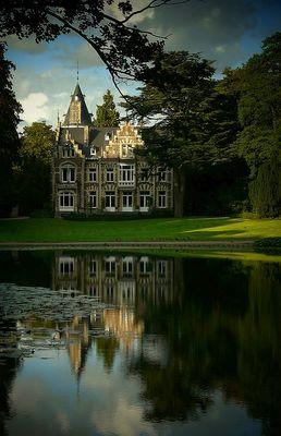 Castle 'Liedts' at Oudenaarde (Belgium)
