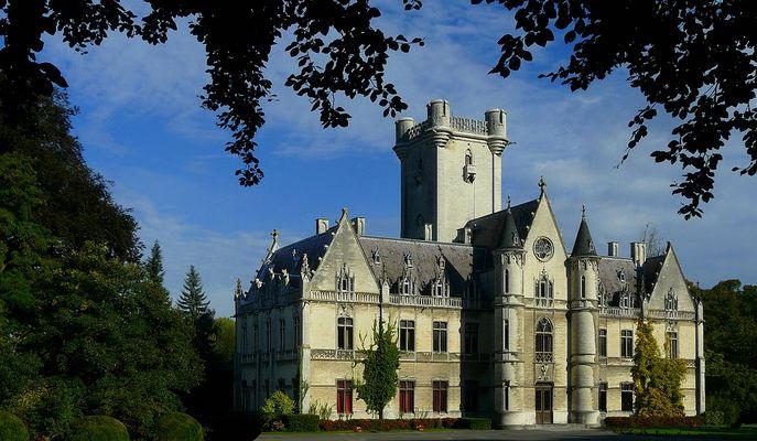 Castle Meldert (Belgium)