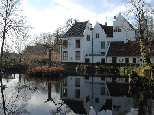 Castle near Rotterdam