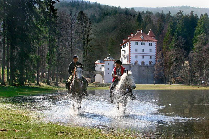 castle Sneznik SI