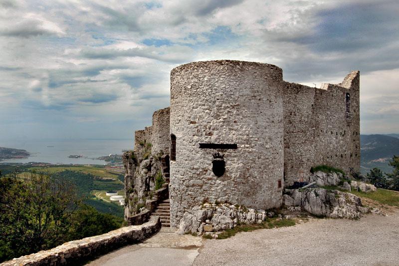 castle Socerb - Slovenia