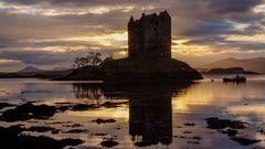 Castle Stalker- Schottland