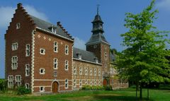 Castle 'Terbiest' at Sint Truiden (Belgium)