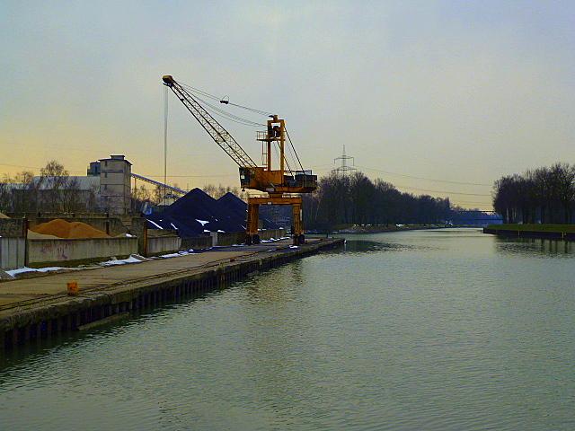 Castrop-Rauxel Luck Hafen