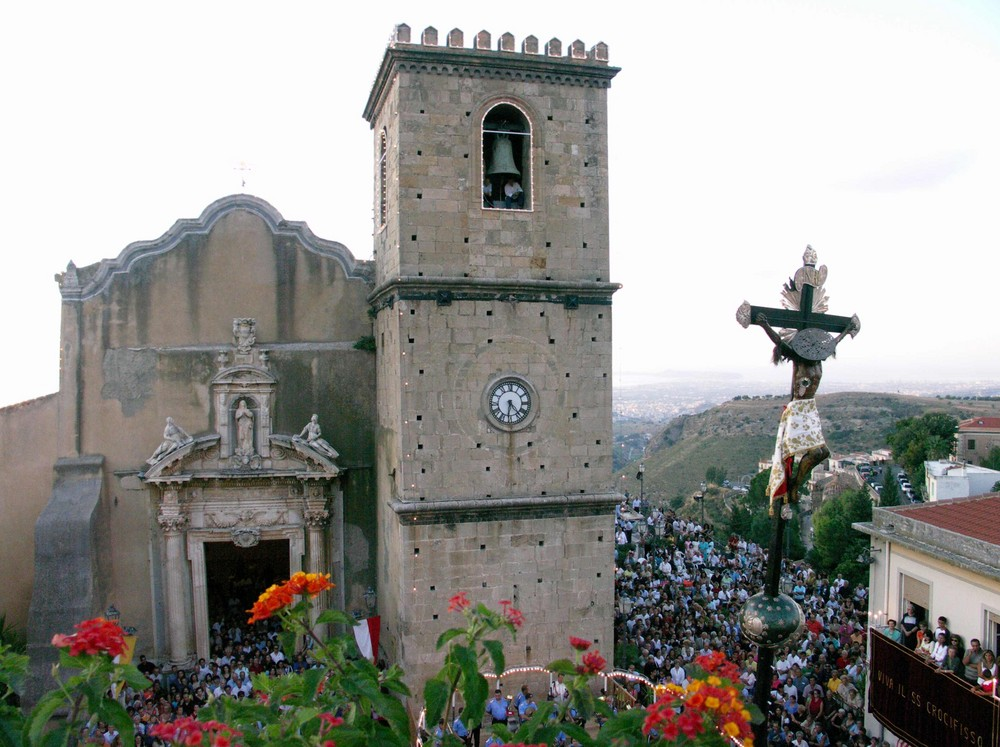 Castroreale - processione Cristu Longu