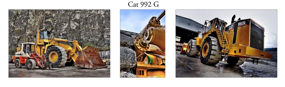 Cat 992 G