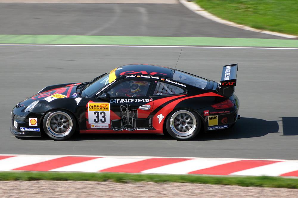 Cat Race Team Porsche