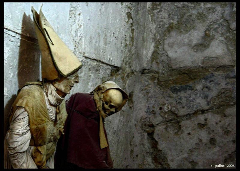 Catacombe dei Cappuccini#4