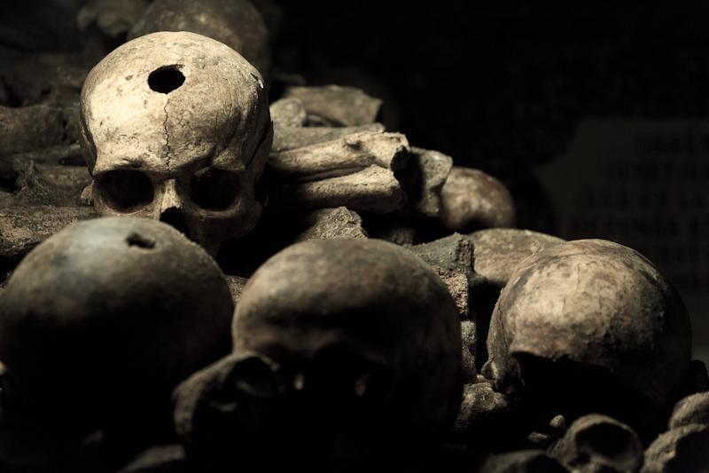Catacombs again