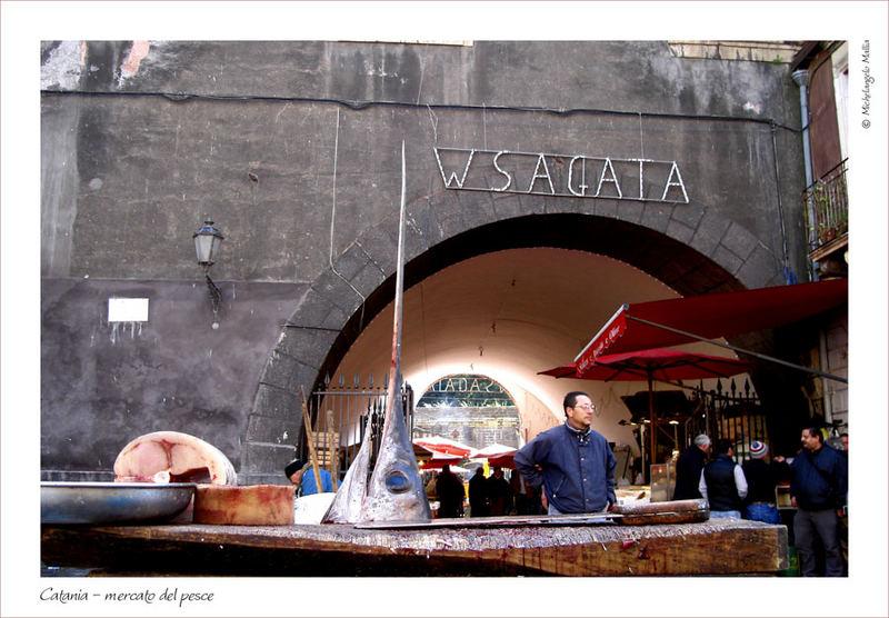 Catania - Mercato del Pesce