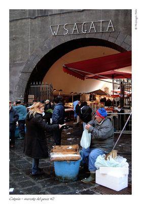 Catania - Mercato del pesce - 2#