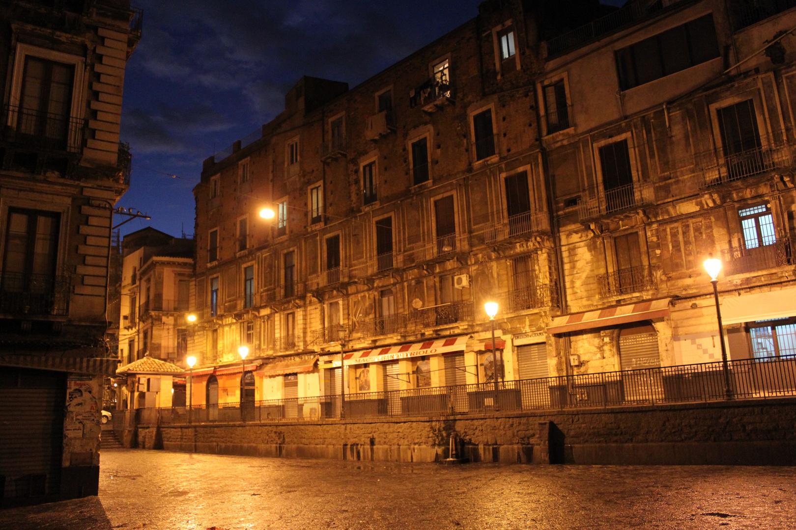 Catania nachts 2