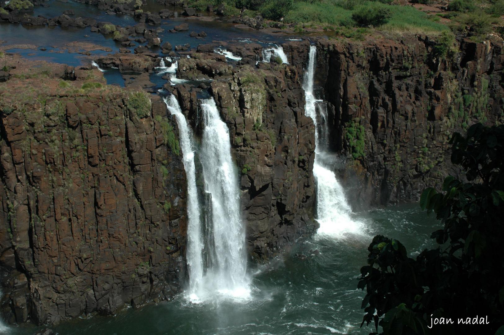 Cataratas de Iguazú. 1