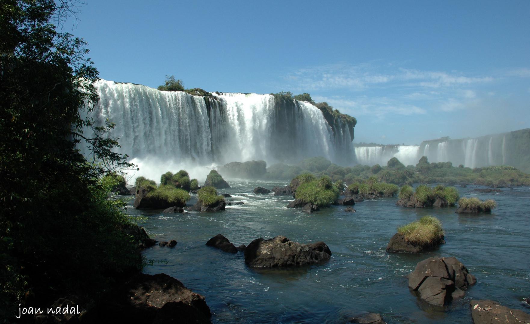 Cataratas de Iguazú. 2