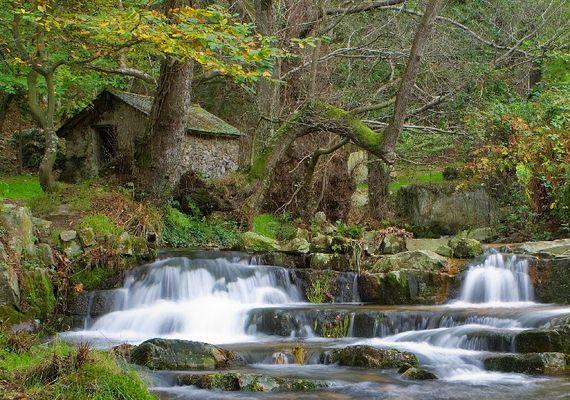 Cataratas de Oneta, Asturias