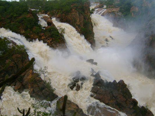 Cataratas de Paulo Afonso- Bahia-Brasil