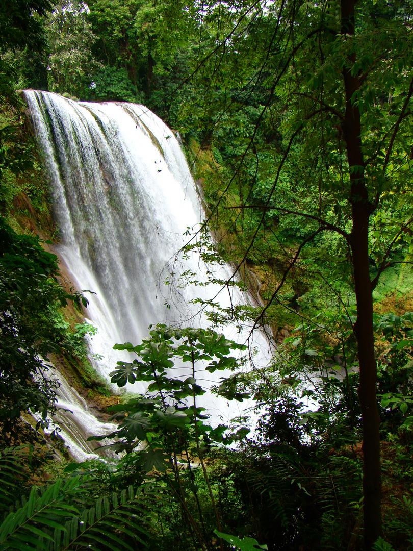 Cataratas de Pulhapanzak Honduras