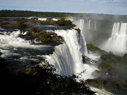 Cataratas del Iguazu Argentina