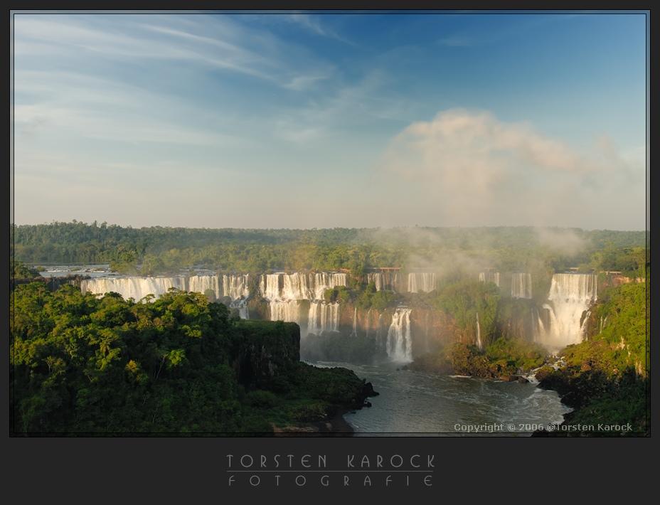 Cataratas do Iguacu (Iguazu Wasserfälle)
