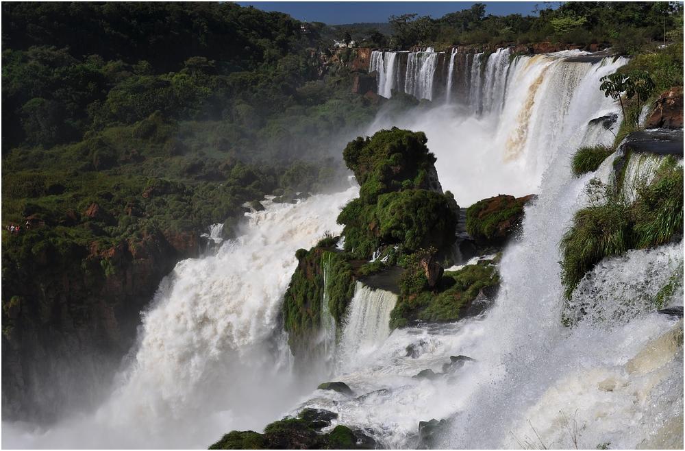 Cataratas do Iguaçu / Cataratas del Iguazú