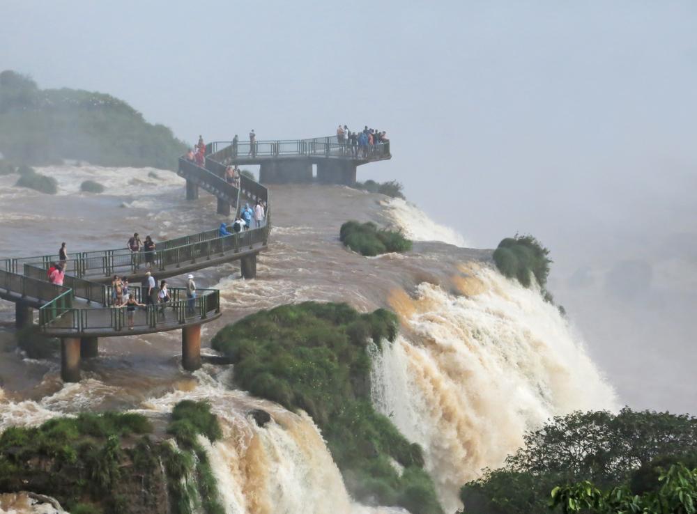 Cataratas Iguaçu (Brasilien)