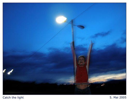 Catch the light!