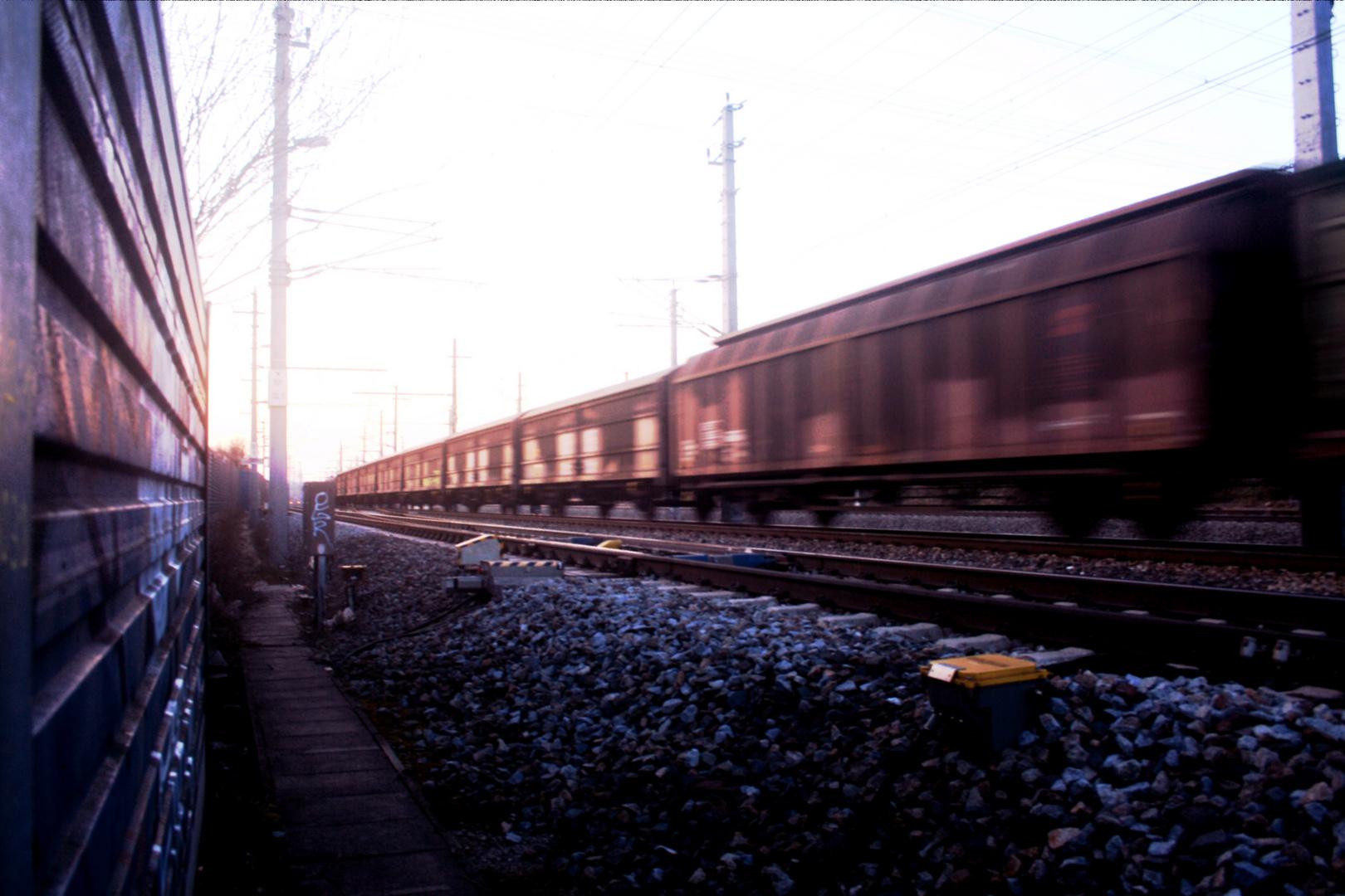 """Catch the Train"""