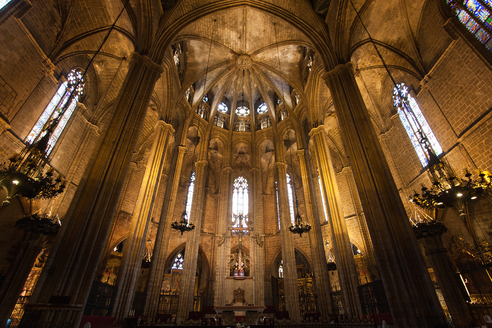 Catedral Basilica, Barcelona