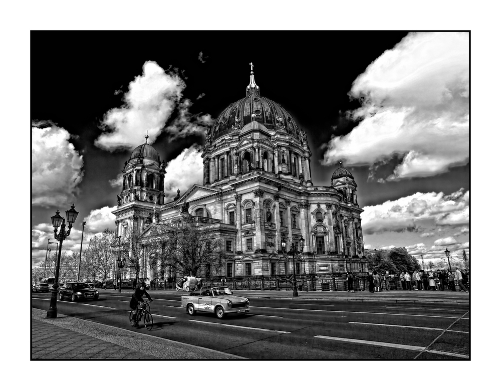 Catedral de Berlin (Berliner Dom Alemania)