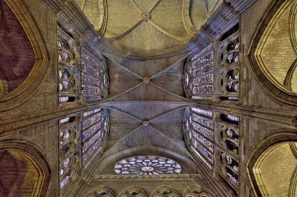 Catedral de León (Dedicada a Elisa)