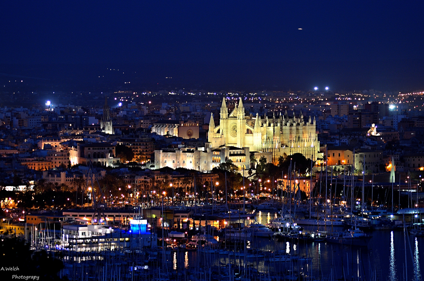 Catedrál de Palma de Mallorca