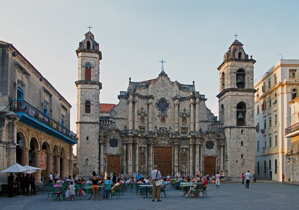 ..Catedral de San Cristóbal..