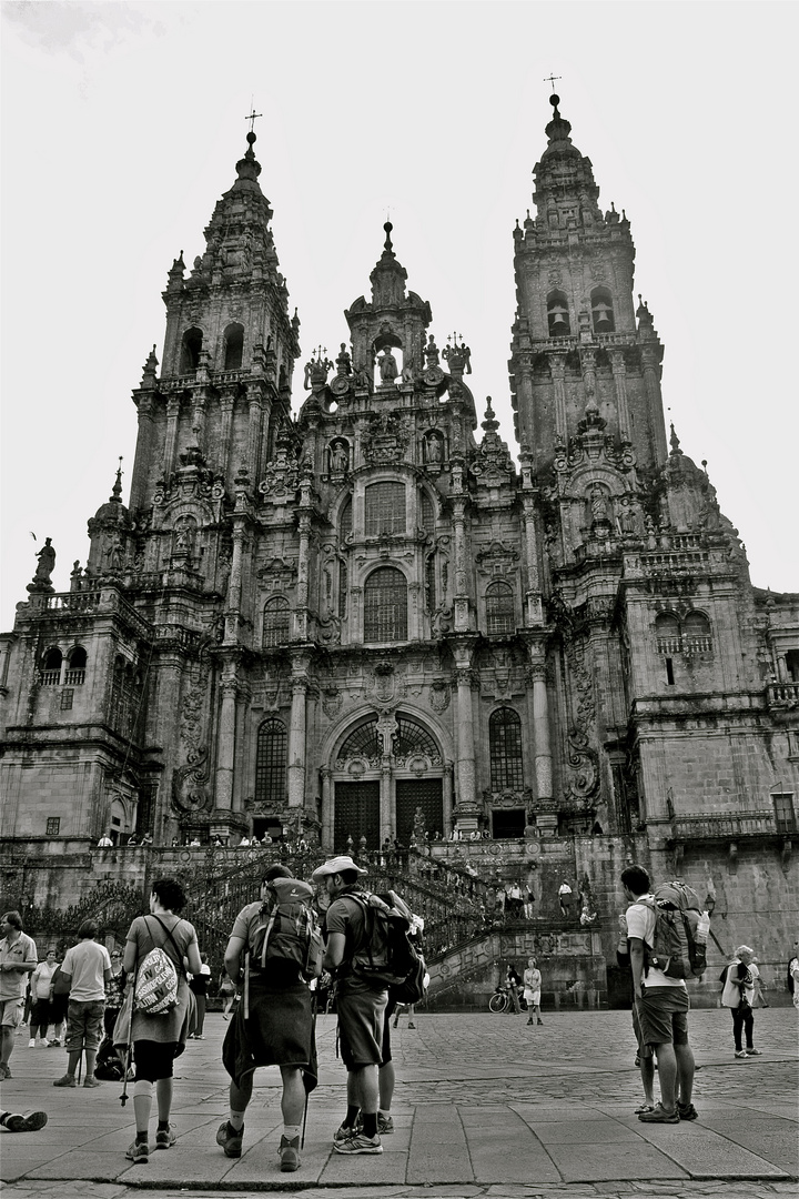 Catedral de Santiago de Compostela, Spain