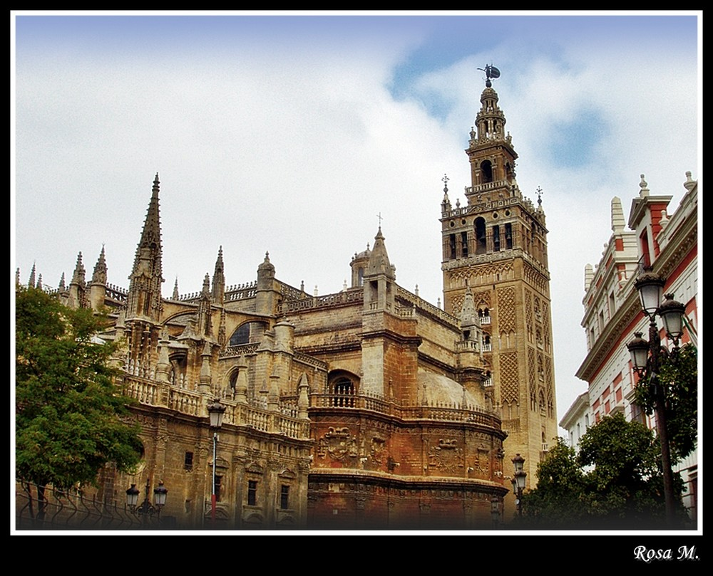 Catedral de Sevilla (Para Andalusevi)