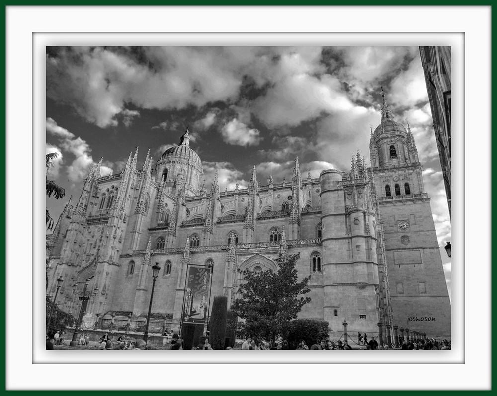 Catedral nueva de Salamanca 5/5