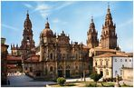 Catedral Santiago de Compostela.