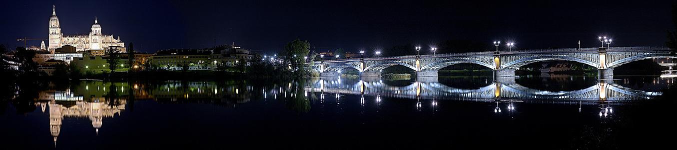 <---Catedral Vieja y Patio Chico | Puente de Enrique Estevan--->