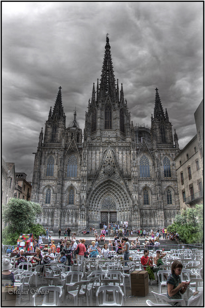 Catedral(Barcelona)