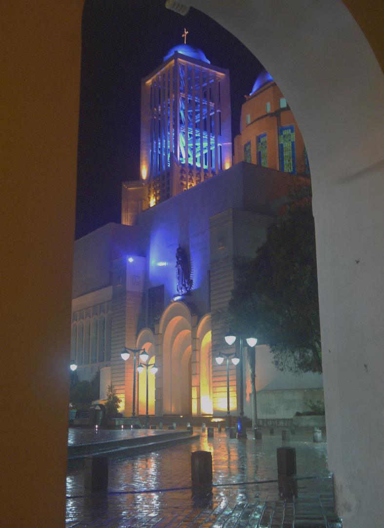Catedralm desde el Portal