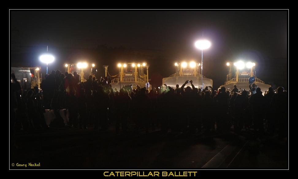 Caterpillar Ballett