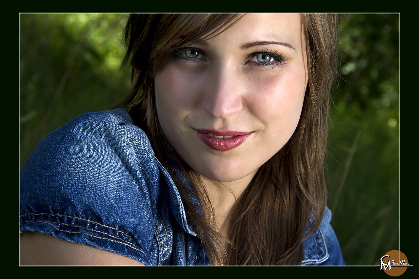 Catharina am See - Portrait