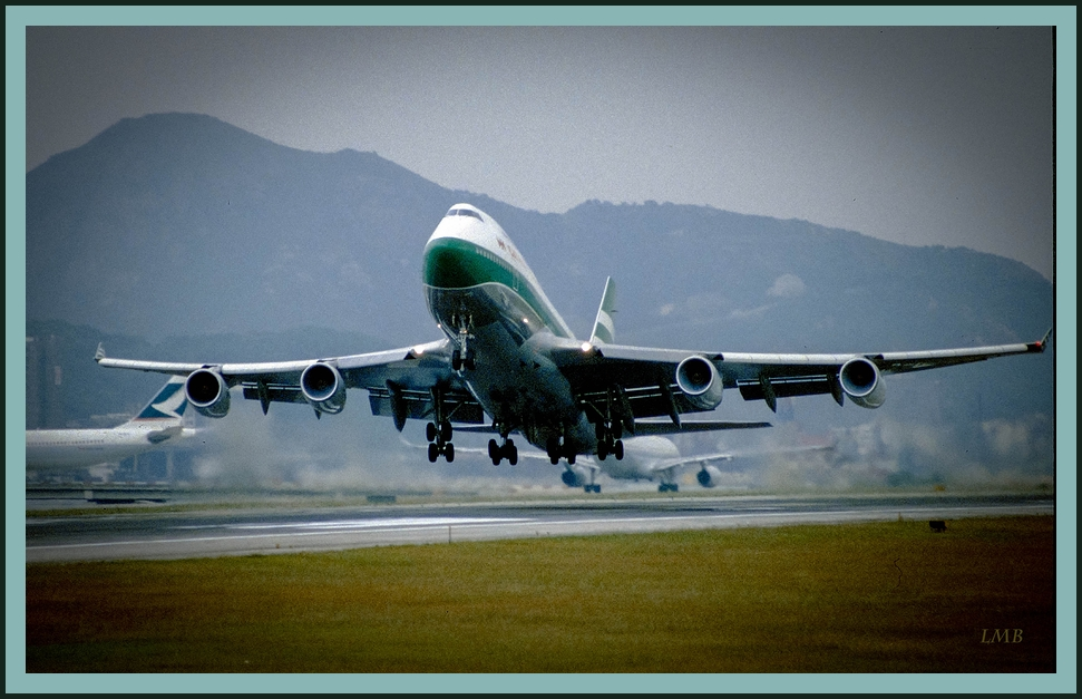 Cathay Pacific 1996