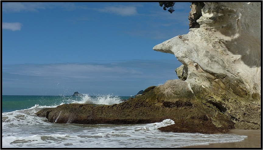 """Cathedral Cove 4 (""""Big Brother"""")"""